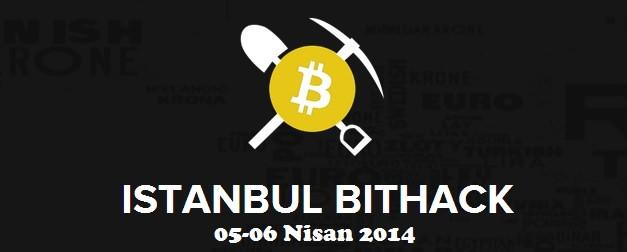 BitHack İstanbul 05 Nisan'da İstanbul'da